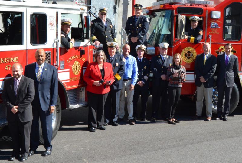 Fire Department Grants